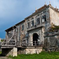 Золочевский замок / Zolochiv Castle, Золочев