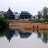 Золочів, Комсомольске озеро, Золочев