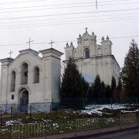 Костел, Ивано-Франково