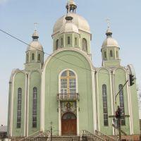 Нова церква, Ивано-Франково
