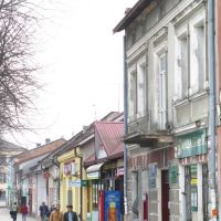 Центральна площа, Ивано-Франково