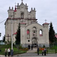 Roman Catholic Church in Yaniv, Ивано-Франково