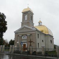 Івано-Франкове. Церква, Ивано-Франково
