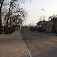 вулиця в м. Кам'янка-Бузька, Каменка-Бугская