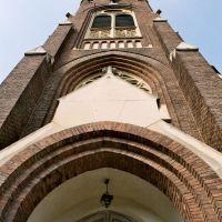 Ukraine - Kamionka Strumiłowa (obecnie Kamionka Bużańska) Kościół, Каменка-Бугская