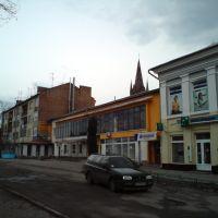 Вулиця міста, Каменка-Бугская