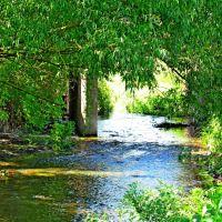 Воды Камянки, когдато делали Камянку-Струмилову непреступной для врага..., Каменка-Бугская