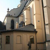 м. Львів. Латинський Кафедральний Собор (1350-1493)., Львов