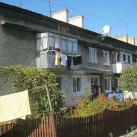 Будинок на Вулиці Грушевського, Мостиска