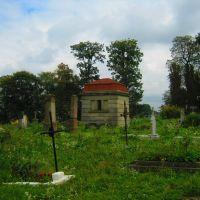 Старий мостиський цвинтар, Мостиска