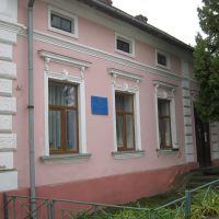 Районна дитяча бібліотека, Мостиска