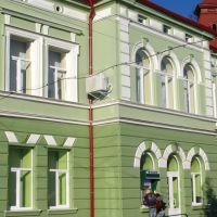 Гарний будинок, Мостиска