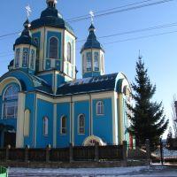 Нова церква, Мостиска