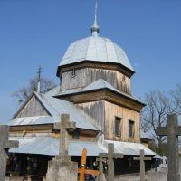 Жовква (Львівська обл.) - Церква Різдва Богородиці 1705 р., Нестеров
