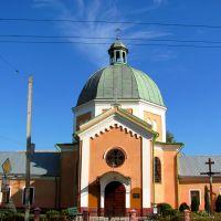 Православная церковь праведника Лазаря 1627г.Вначале здесь при госпитале для бедных появился костел.В1735г Ян-3 Собеский основал строительство нового костела с госпиталем., Нестеров