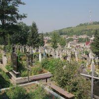 Mikołajów - cmentarz, Николаев