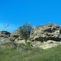скальный холм, Николаев