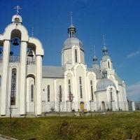 """Церква """"Різдво Пресвятої Богородиці"""", Николаев"""