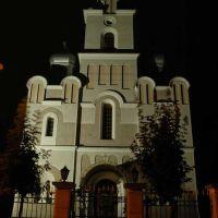 Грекокатолицька церква св.Миколая, Николаев