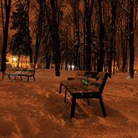 Парк в центрі міста, Николаев
