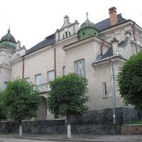 """Budynek przedwojennego """"Sokoła"""", Перемышляны"""