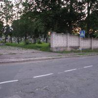 Cmentarz w Przemyślanach, Перемышляны