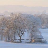 Зимове озеро, Перемышляны