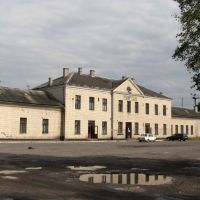 Rava-Ruska, railway station, Рава Русская
