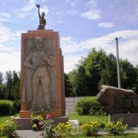 Памятник радянським воїнам, Рава Русская