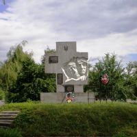 Памятник  жертвам більшовицько-сталінського террору, Рава Русская