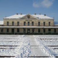 Вокзал ст. Рава-Руська, Рава Русская
