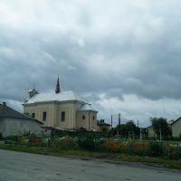 church, Рава Русская