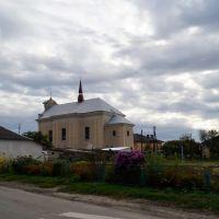Church - Rawa Ruska UA, Рава Русская