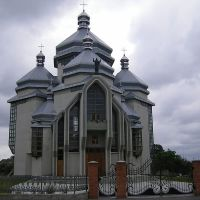 Церква Св. Миколая, Радехов