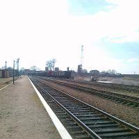 Залізнична станція, Радехов