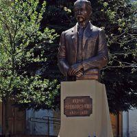 Pomnik Czajkowskiego w Samborze, Самбор