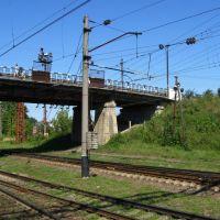 ►Шляхопровід над залізницею, Самбор