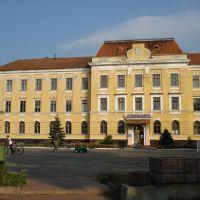 Університет (стар.буд.суду)1905р, Самбор