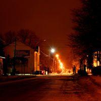 Центральна вулиця, Сколе