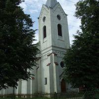 Костёл в городе Сколе, Сколе