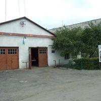 Пожарная станция, Сколе