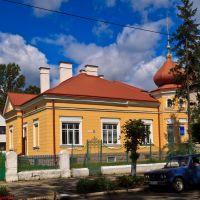 Сколівська школа мистецтв. вул. Д.Галицького, 48, Сколе
