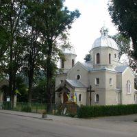 Храм Різдва Пресвятої Богородиці УГКЦ, Сколе