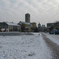 Площа, Сокаль