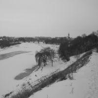 Над Бугом. Зима, Сокаль