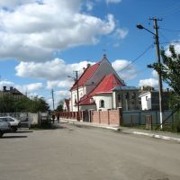 Церква св. арх. Михайла (Сокаль, Україна), Сокаль