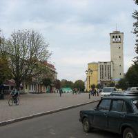 Центральная площадь (Сокаль, Україна), Сокаль