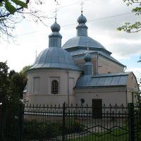 Церква св.Миколи (Сокаль, Україна), Сокаль
