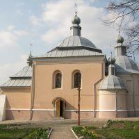 Церква св. Миколая -12 ст., Сокаль