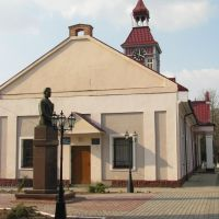 Памятник Петрушевичу, Сокаль